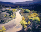 Clickable Image: Painting the Rio Grande